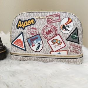 Michael Kors Large Aspen Colorado Travel Bag
